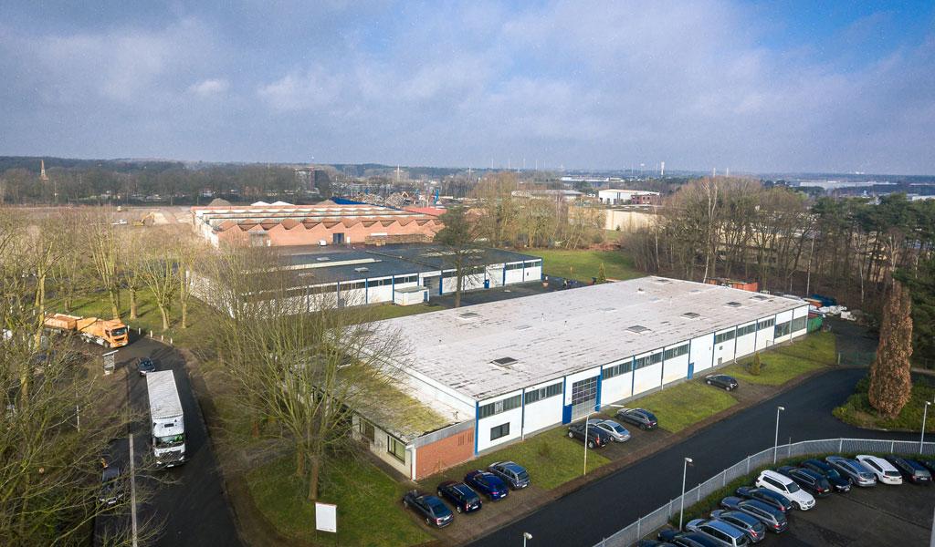 LV Lohnverpackung GmbH Firmengebäude in Rheine