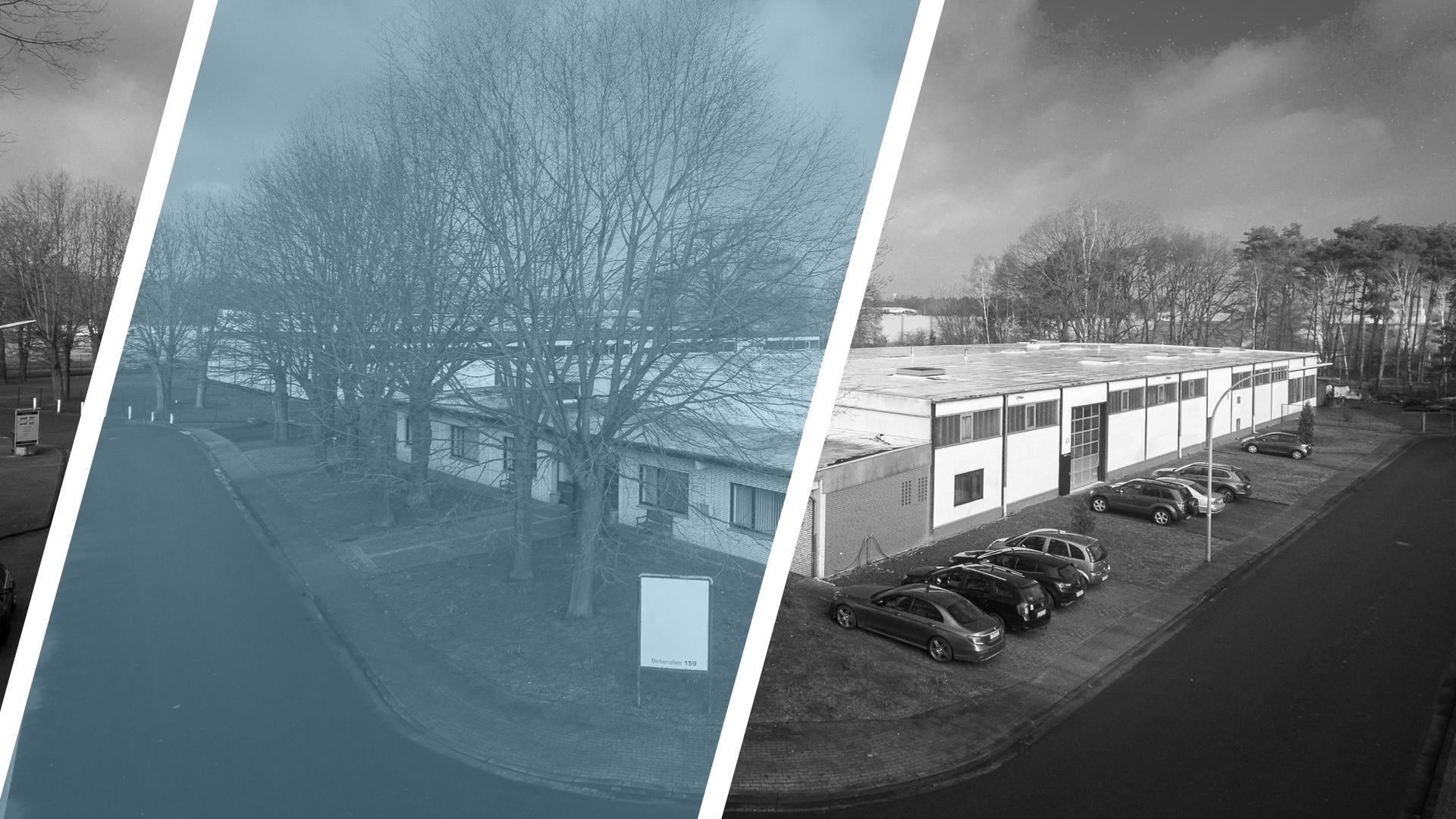 LV Lohnverpackung GmbH Außenansicht